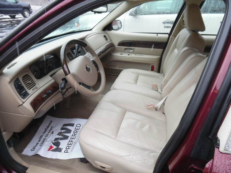 2008 Mercury Grand Marquis LS 4dr Sedan - Indiana PA