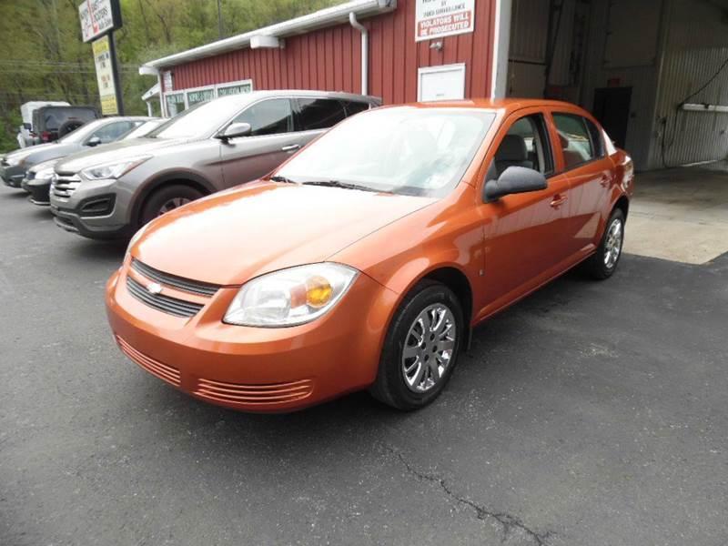 2007 Chevrolet Cobalt LS 4dr Sedan - Indiana PA