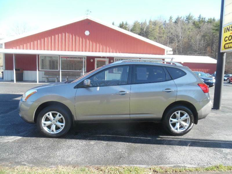 2009 Nissan Rogue AWD SL Crossover 4dr - Indiana PA