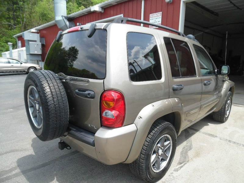 2002 Jeep Liberty Renegade 4dr 4WD SUV - Indiana PA