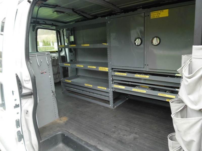 2007 Chevrolet Express Cargo 1500 3dr Cargo Van - Indiana PA