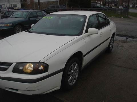 2004 Chevrolet Impala for sale in Chicago, IL