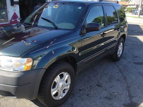 2003 ford escape for sale. Black Bedroom Furniture Sets. Home Design Ideas