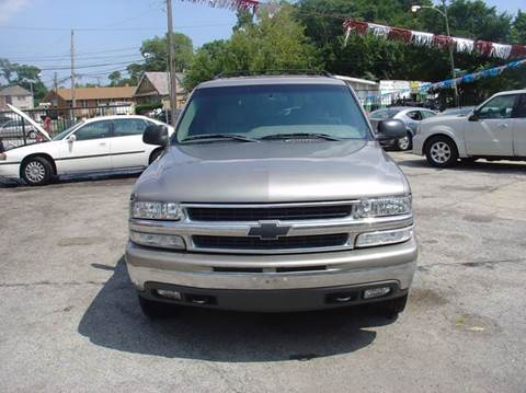 2001 Chevrolet Tahoe for sale in Chicago, IL