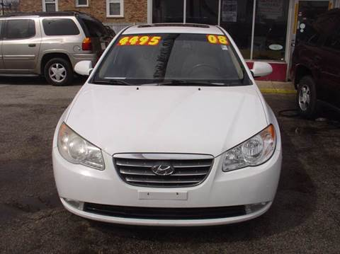 2008 Hyundai Elantra for sale in Chicago, IL