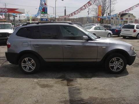 2005 BMW X3 for sale in Chicago, IL