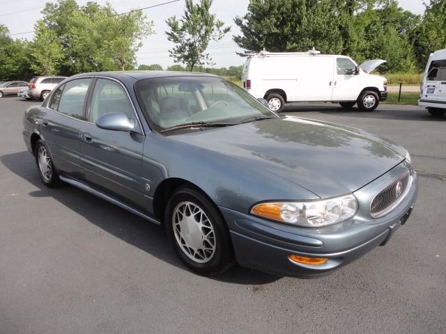 Used 2002 buick lesabre for sale for Thoroughbred motors florence sc