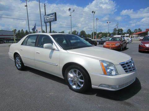 Used cadillac for sale florence sc for Thoroughbred motors florence sc