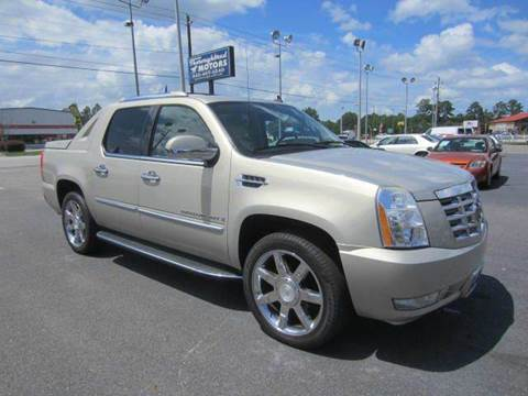 Cadillac escalade for sale florence sc for Thoroughbred motors florence sc