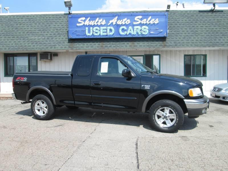 ford f 150 for sale in crystal lake il. Black Bedroom Furniture Sets. Home Design Ideas