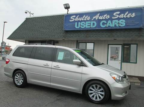 2007 Honda Odyssey for sale in Crystal Lake, IL