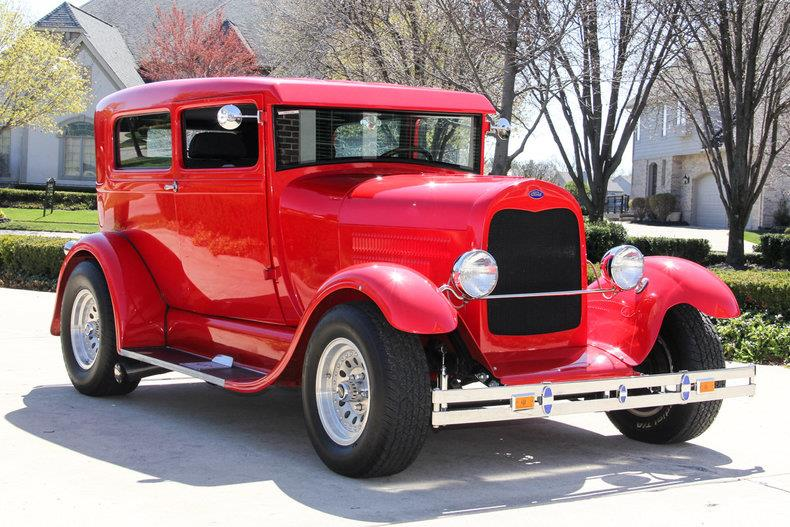 Used 1929 ford model a for sale for Vanguard motor sales inventory