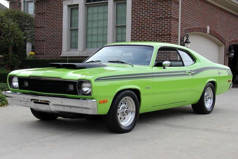 used 1973 plymouth duster for sale. Black Bedroom Furniture Sets. Home Design Ideas