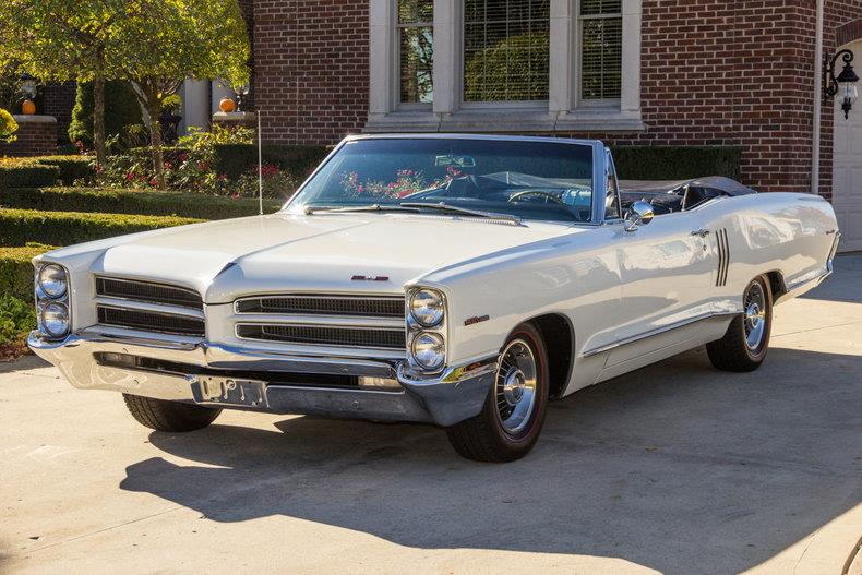 1966 Pontiac Catalina For Sale In Plymouth Mi