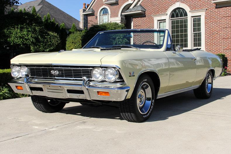 1966 Chevrolet Chevelle for sale in Plymouth MI