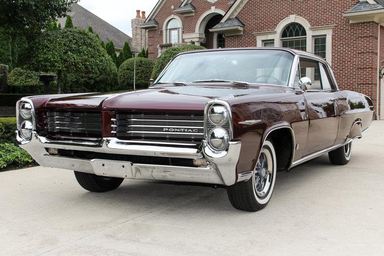 Used 1964 pontiac parisienne for sale for Vanguard motors plymouth michigan
