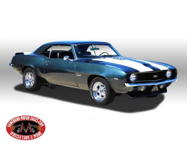 1969 Chevrolet Camaro Used Cars For Sale Carsforsale Com