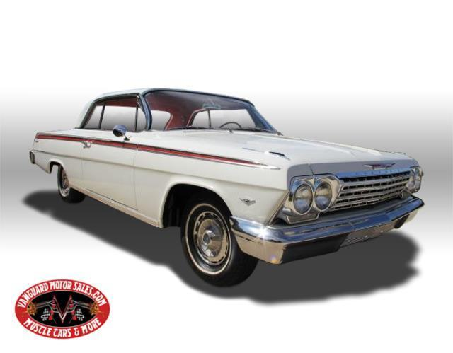 Used 1962 Chevrolet Impala For Sale Carsforsale Com