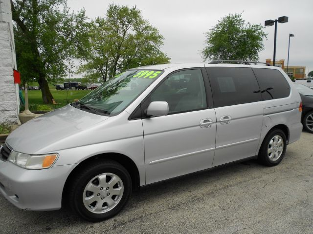 2002 Honda Odyssey for sale