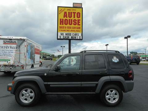 2005 Jeep Liberty for sale in Waukesha, WI