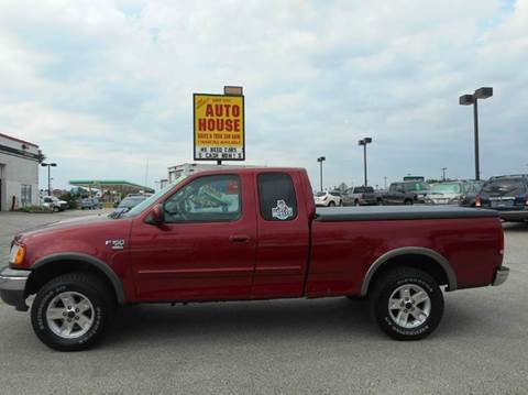 2002 Ford F-150 for sale in Waukesha, WI