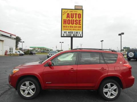2008 Toyota RAV4 for sale in Waukesha, WI