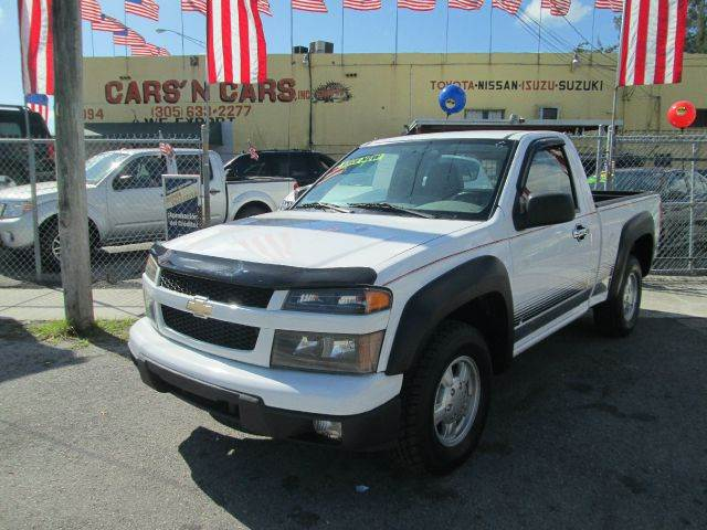 2008 CHEVROLET COLORADO LS 4X2 PICKUP REGULAR CAB 2DR white abs - 4-wheel airbag deactivation -
