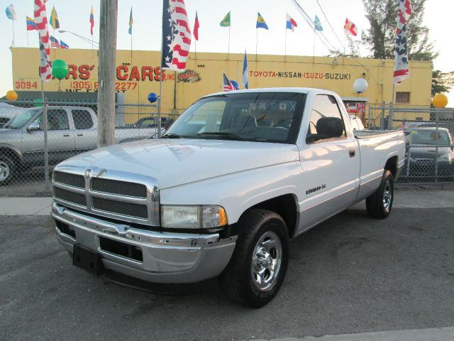 1999 DODGE RAM 1500 LONG BED white abs brakesamfm radioanti-brake system 2-wheel abs  4-wheel