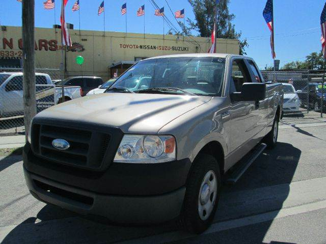 2008 FORD F-150 XL 4X2 PICKUP EXTENDED CAB 4DR 134288 abs - 4-wheel airbag deactivation - occupa