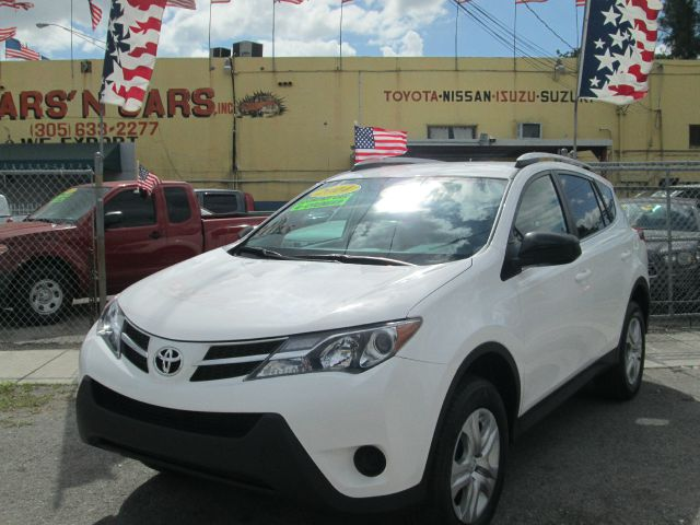 2014 TOYOTA RAV4 LE 4X2 4DR SUV 2-stage unlocking - remote abs - 4-wheel air filtration antenna