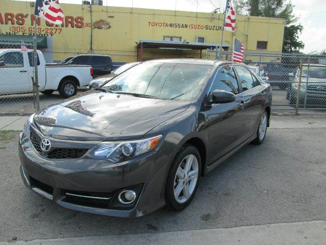 2014 TOYOTA CAMRY SE 4DR SEDAN gray 2-stage unlocking - remote abs - 4-wheel air filtration an