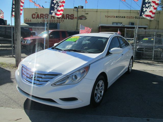 2011 HYUNDAI SONATA GLS 4DR SEDAN 6A white 2-stage unlocking abs - 4-wheel active head restraint