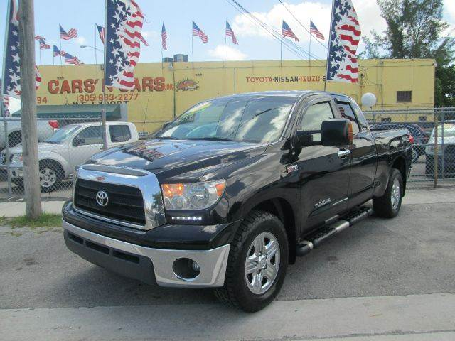 2007 TOYOTA TUNDRA SR5 4DR DOUBLE CAB SB unspecified 2-stage unlocking - remote abs - 4-wheel ad