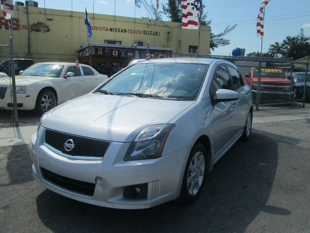2011 NISSAN SENTRA 20 SR silver 2 wheel driveair conditioningamfm radioautomatic woverdrive