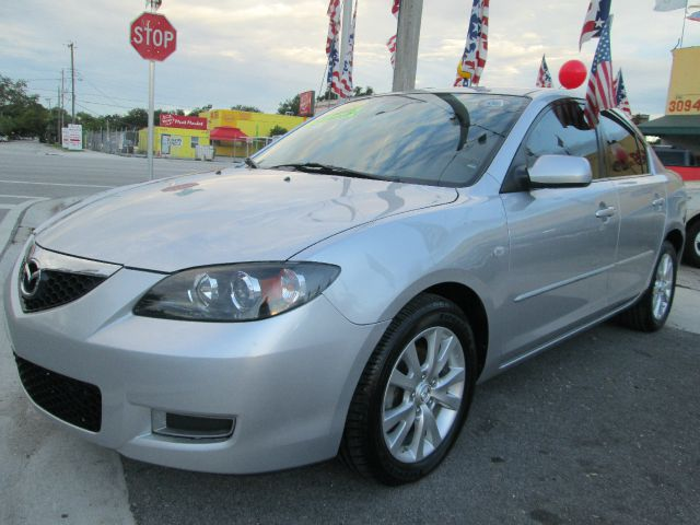 2008 MAZDA 3 SPORT SEDAN 4D silver air conditioningamfm radioanti-brake system non-abs  4-whe