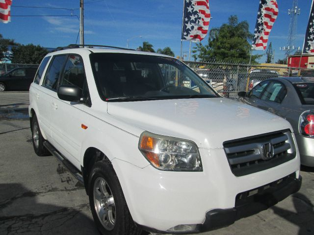 2006 HONDA PILOT EX-L white abs brakesair conditioningalloy wheelsamfm radioanti-brake system