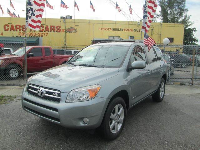 2008 TOYOTA RAV4 LIMITED 4X2 SUV green 2-stage unlocking - remote abs - 4-wheel air filtration