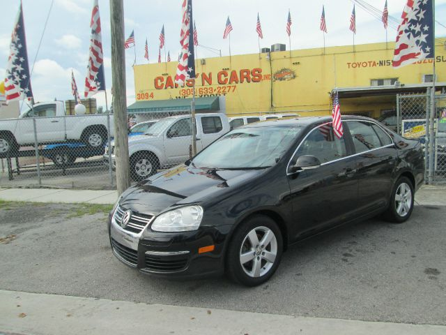 2008 VOLKSWAGEN JETTA SEL 4DR SEDAN black 2-stage unlocking - remote abs - 4-wheel active head r