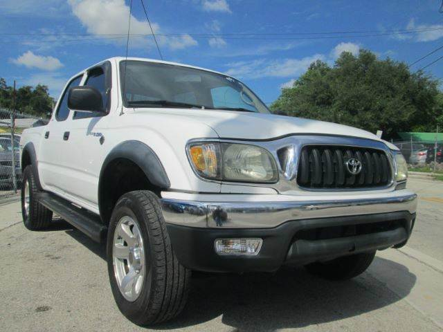 2001 toyota tacoma prerunner v6 4dr double cab 2wd sb in miami fl cars n cars inc. Black Bedroom Furniture Sets. Home Design Ideas