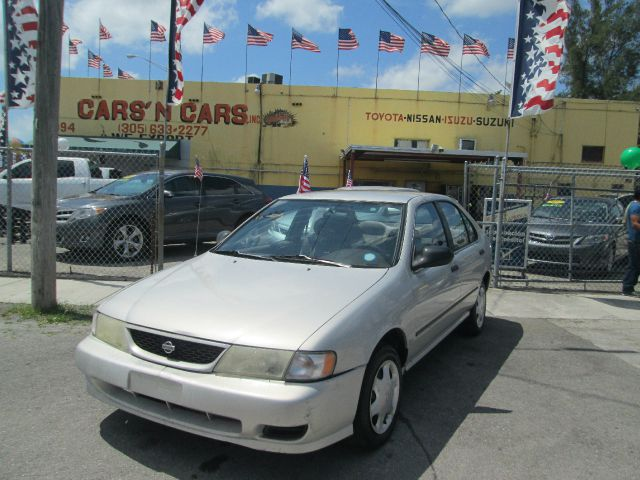 1998 NISSAN SENTRA GXE silver 0 miles VIN 1N4AB41D3WC723782