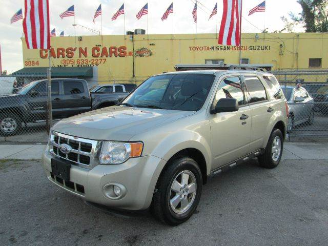 2011 FORD ESCAPE XLT AWD 4DR SUV gold 2-stage unlocking - remote abs - 4-wheel airbag deactivati