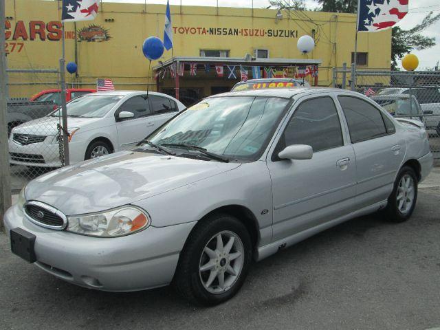 1999 FORD CONTOUR SE SEDAN 4D silver 124540 miles VIN 3FAFP66L2XM113813