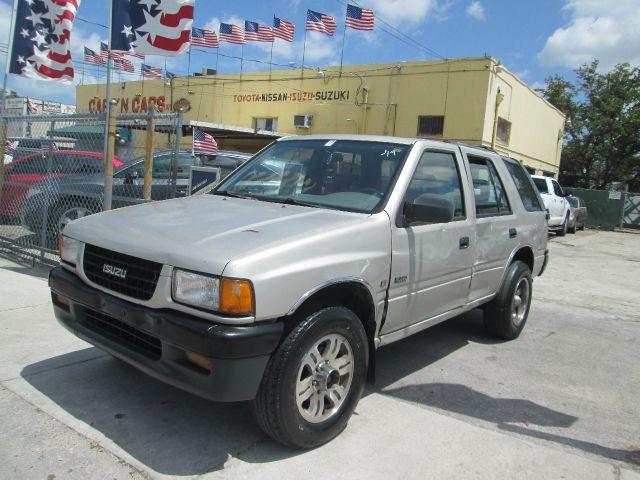 1997 ISUZU RODEO S silver 155261 miles VIN 4S2CK58V5V4312761