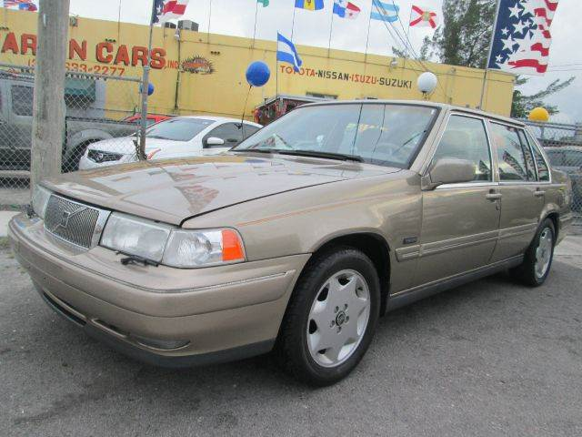 1995 VOLVO 960 SERIES SEDAN 4D tan abs brakesair conditioningalloy wheelsanti-brake system 4-w