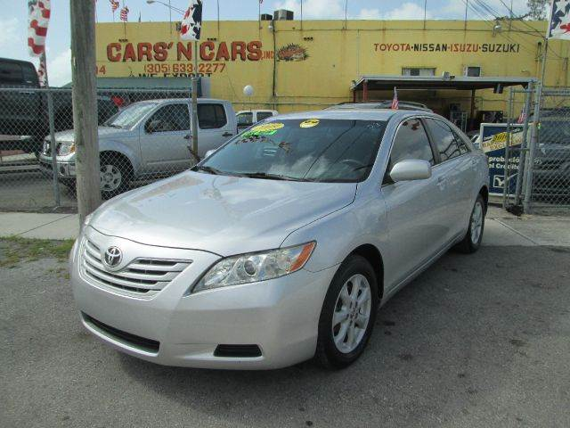 2009 TOYOTA CAMRY LE 4DR SEDAN 5A silver 2-stage unlocking - remote abs - 4-wheel adjustable lum
