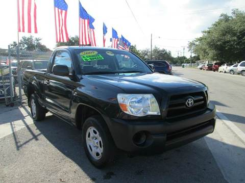 2009 toyota tacoma for sale florida. Black Bedroom Furniture Sets. Home Design Ideas