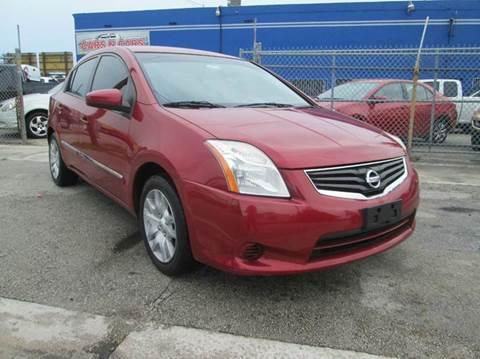2012 Nissan Sentra for sale in Miami, FL