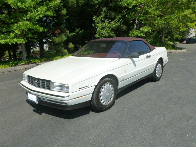 Used Cadillac Allante For Sale