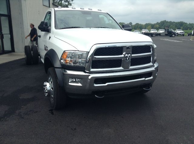 2014 RAM 5500 HD Chassis