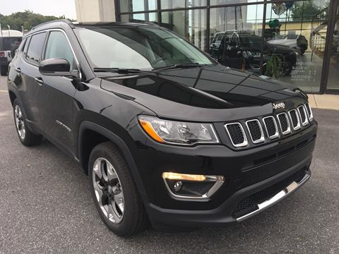 2018 Jeep Compass for sale in Easton, MD